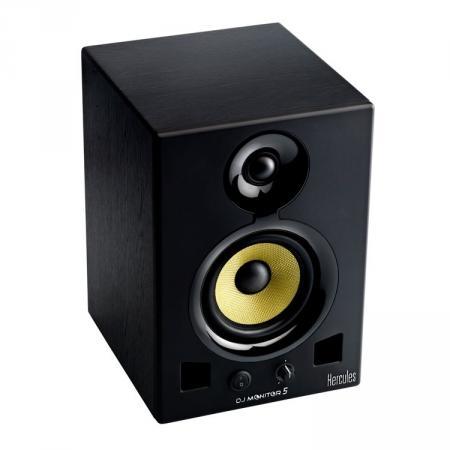 Hercules DJ Monitor 5 set DJ Studio Monitor 5 set van 2 stuks