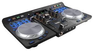 Hercules Universal DJ DJ-controller voor PC, Mac, iOS en Android apparaten