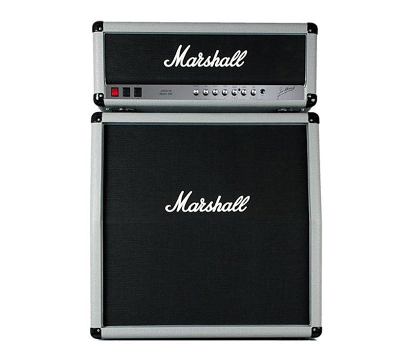 Marshall 2555X Stack 2555X Silver Jubilee Stack