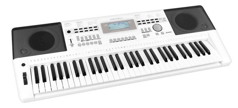 Medeli A100WH Keyboard