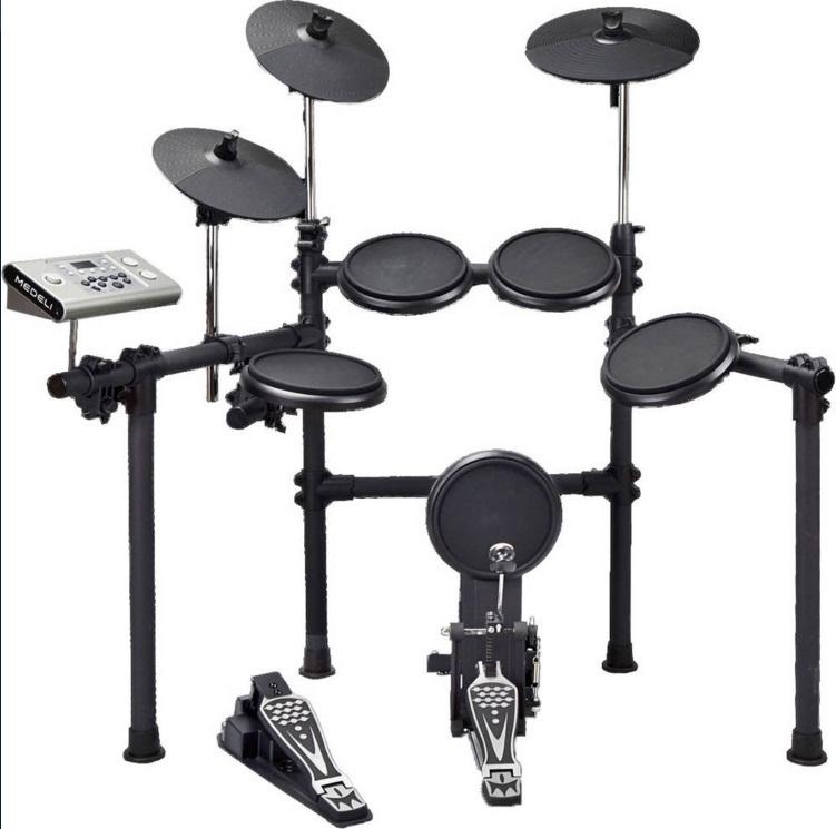 Medeli DD504 Electronisch Drumstel