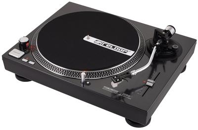 Reloop RP-2000M Kwarts aangedreven DJ draaitafel