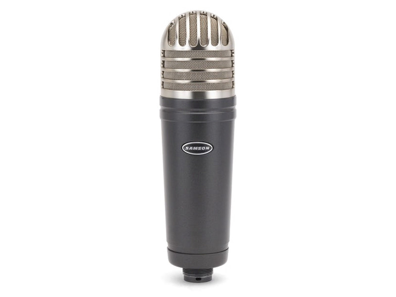 Samson MTR101 condensator microfoon