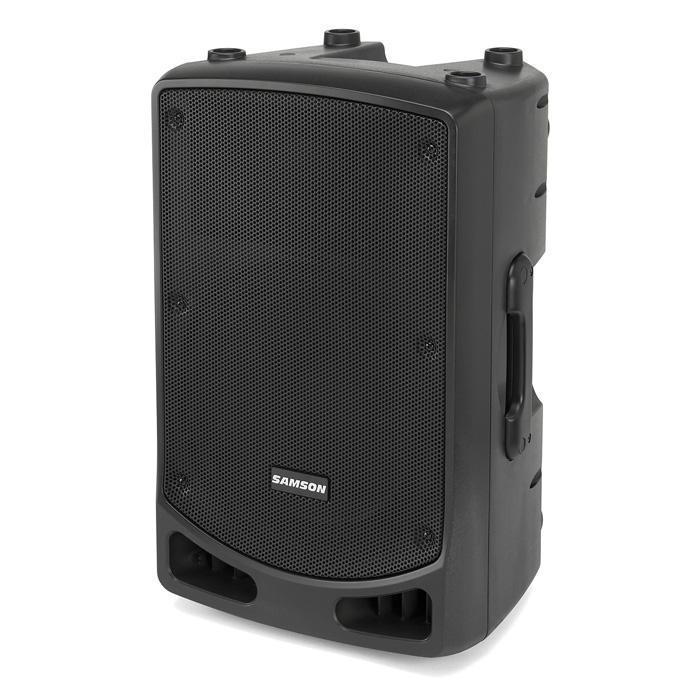 """Samson XP115A 500 W 15"""" actieve kunststof speaker"""