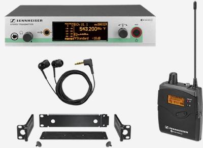 Sennheiser EW300 IEM In Ear Monitor EW300 IEM G3 In Ear Monitor Set