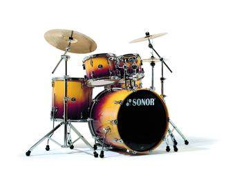 Sonor Force-3007 Stage 3 Red Sparkle